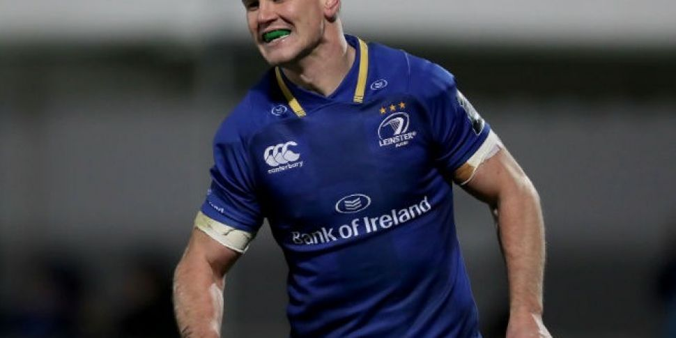 Leinster Team To Face Saracens Has Been Named
