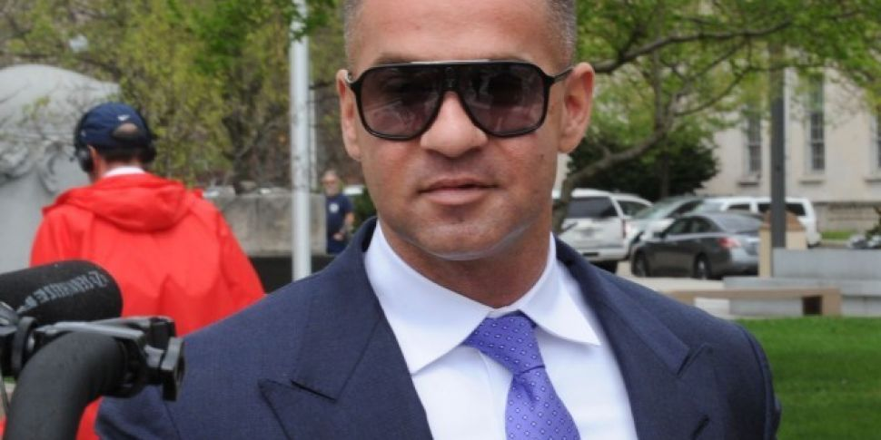 Mike 'The Situation' P...