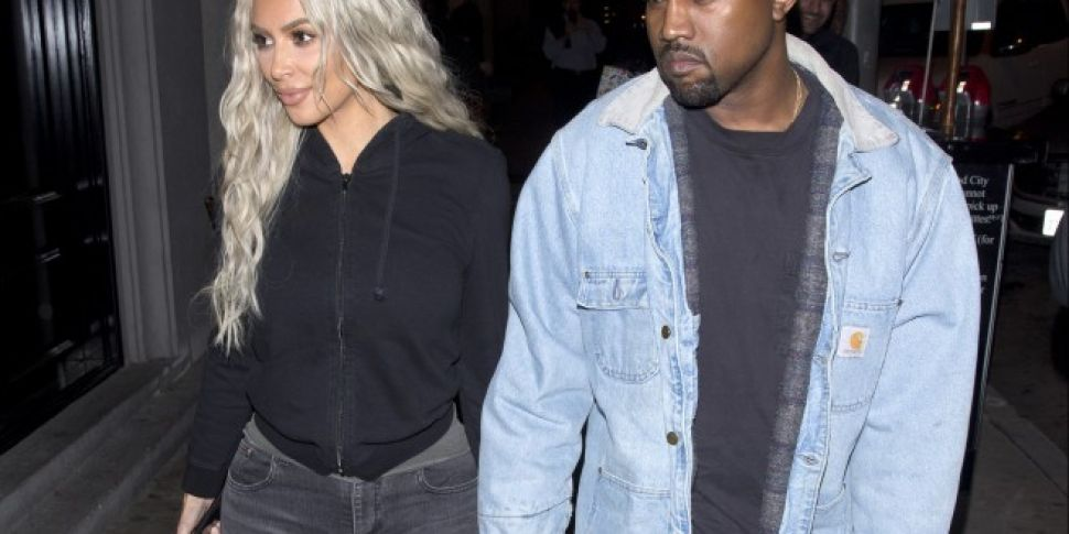 Kim Backs Kanye In A Series Of...