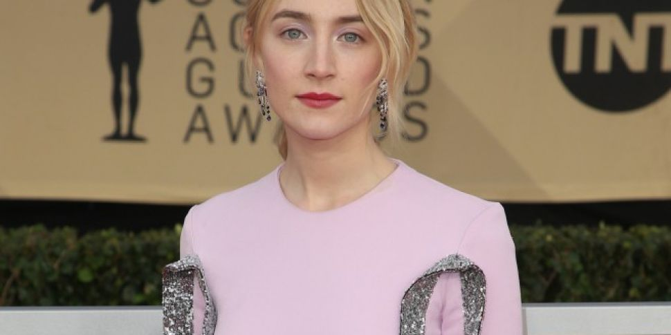 Saoirse Ronan Celebrates Oscar Nomination In The Most Chilled Way