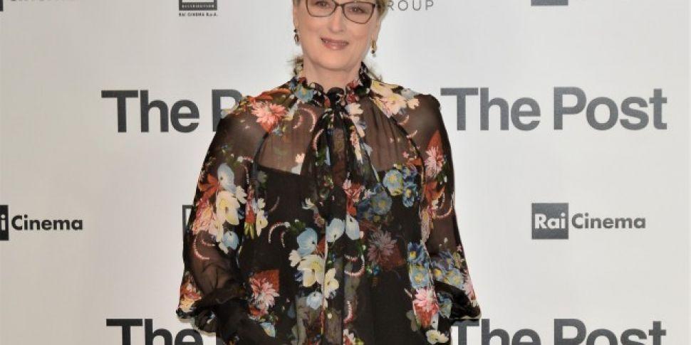 Meryl Streep To Star In Season Two Of Big Little Lies