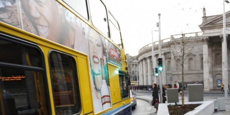 Some Dublin Bus Routes To Be Diverted Away From College Green From Monday
