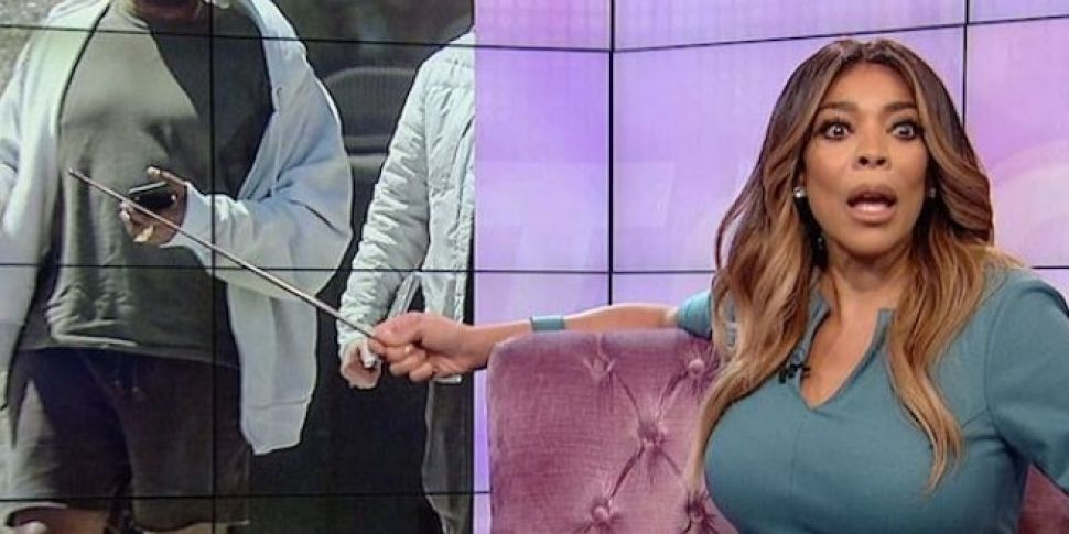 Wendy Williams Accused Of Fat Shaming Kanye West