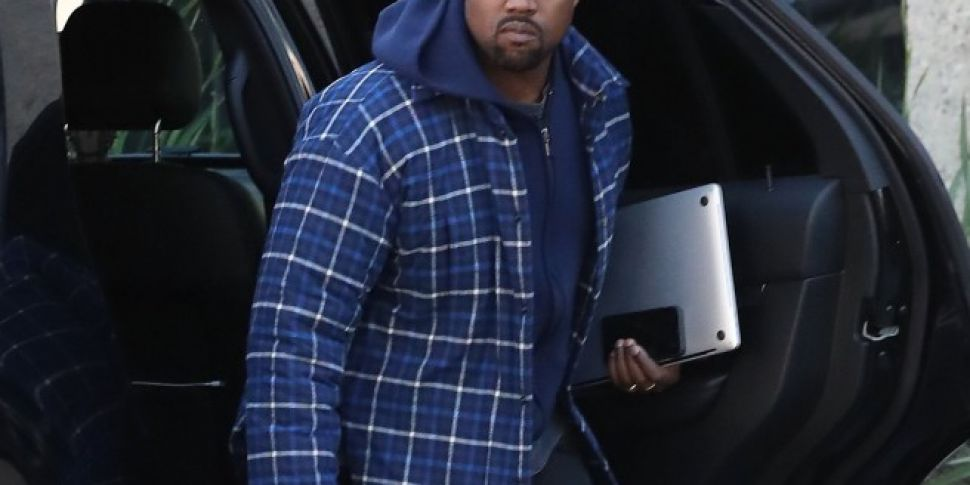 Kanye West Has Shared A Sneak...
