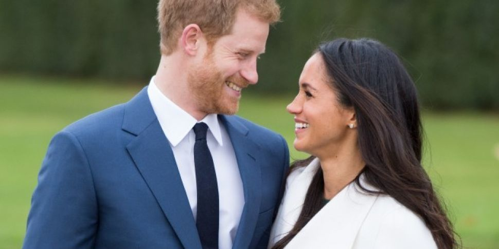 Prince Harry & Meghan Markle&#...