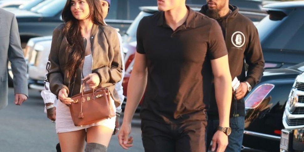 Kylie Jenner's Bodyguard T...