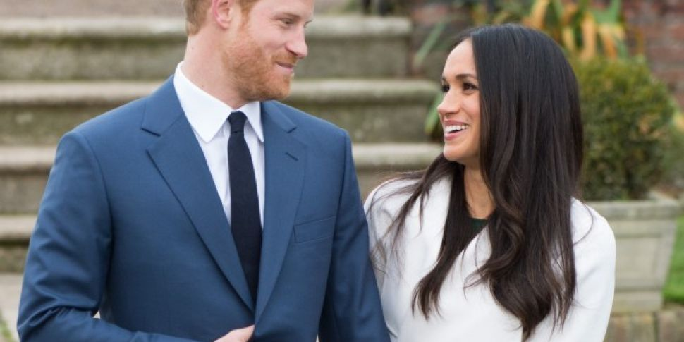 Here's The Recipe For Prince Harry & Meghan's Wedding Cake