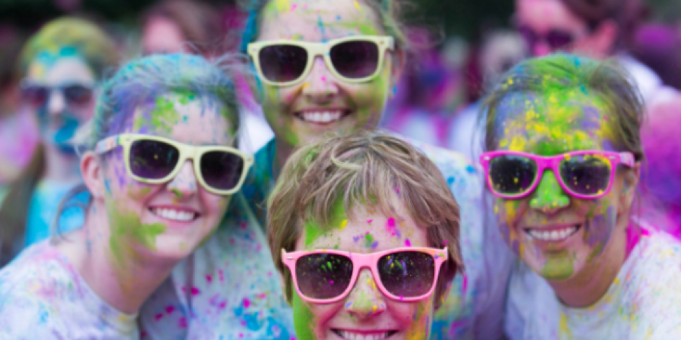 Colour Dash Returns To Dublin...