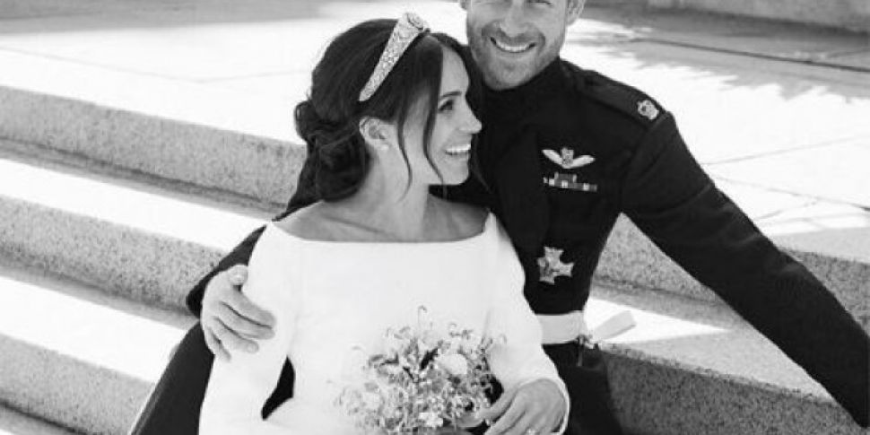 Official Pictures from Royal Wedding Released