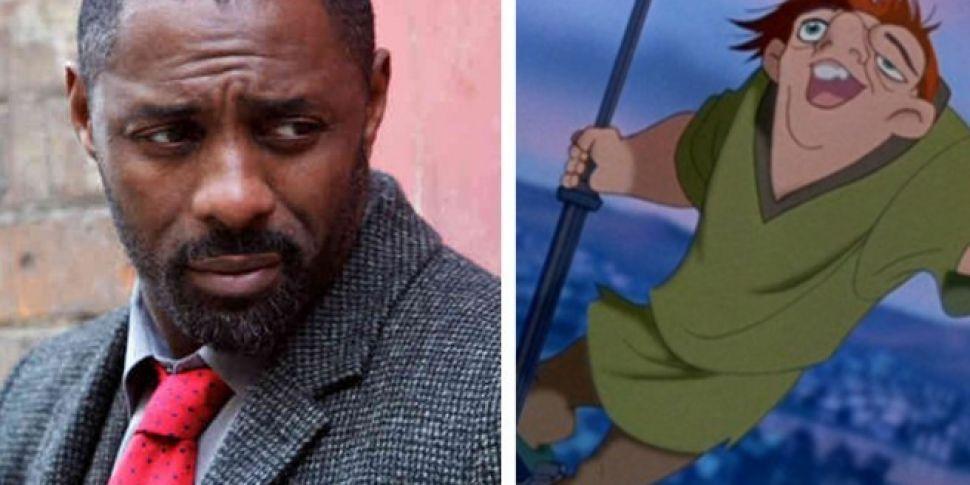 Idris Elba Cast In Live Action 'Notre Dame' Movie