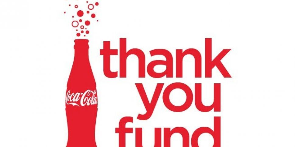 Here's How To Apply For The 2018 Coca Cola Thank You Fund