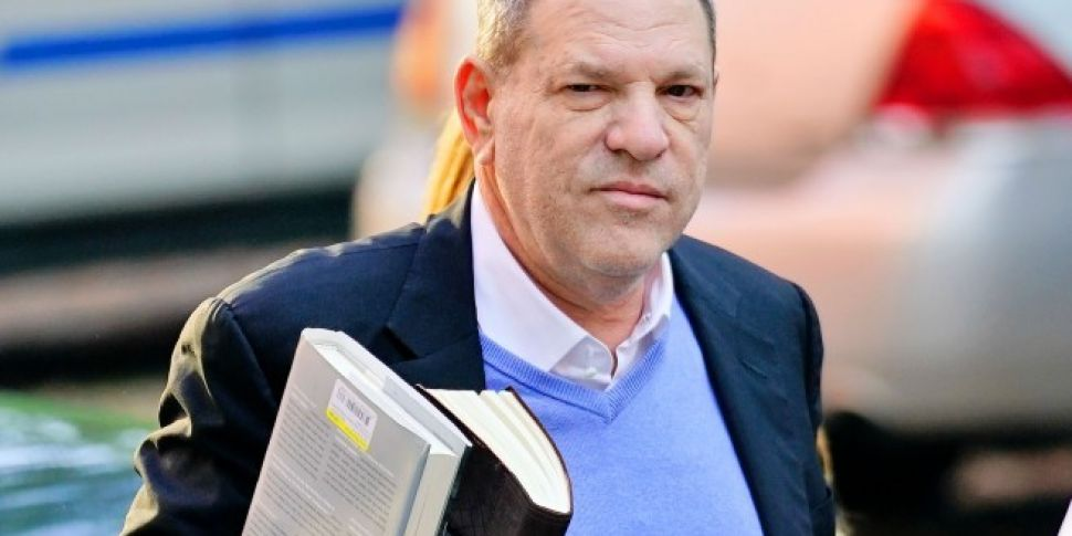 Harvey Weinstein Charged With...