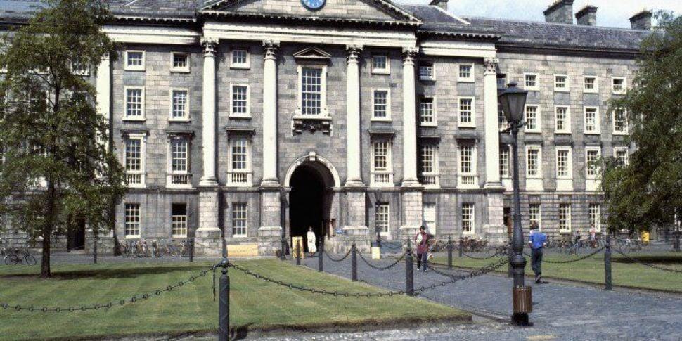 Trinity College Ranked As Ireland's Top University