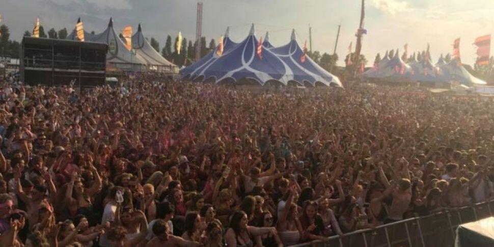 UK Music Festival Cancelled Af...
