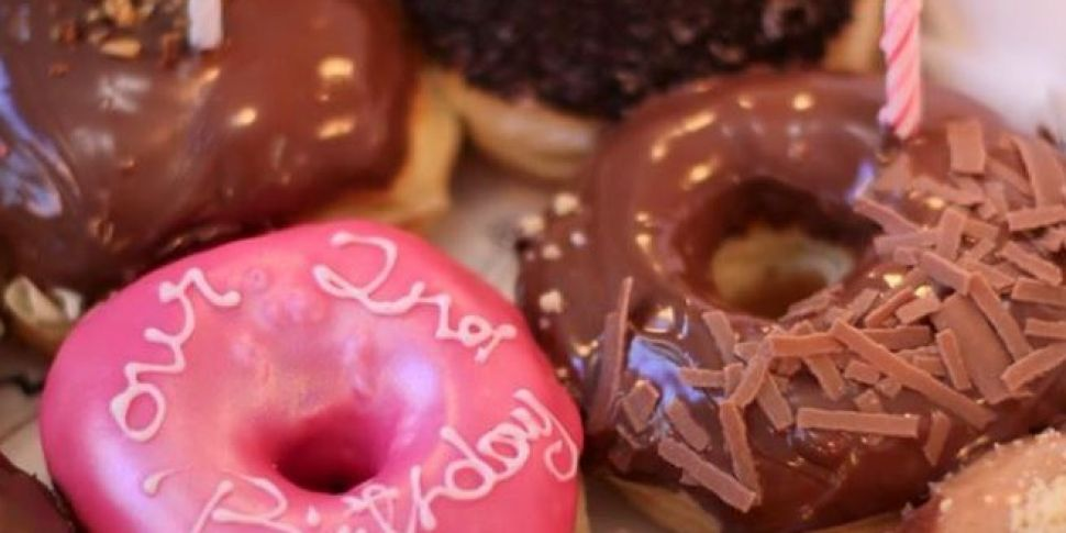 Offbeat Donuts Are Celebrating...