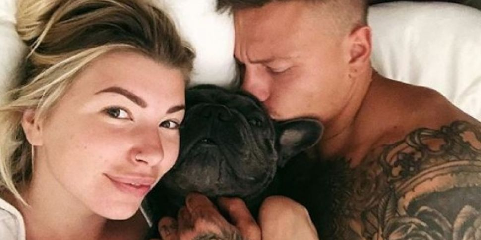 Love Island's Alex Bowen &...