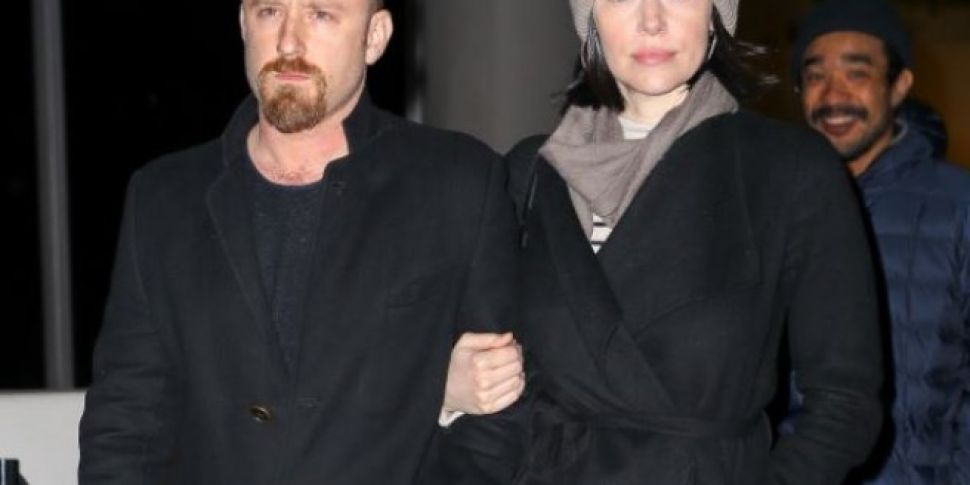 Laura Prepon And Ben Foster Ma...