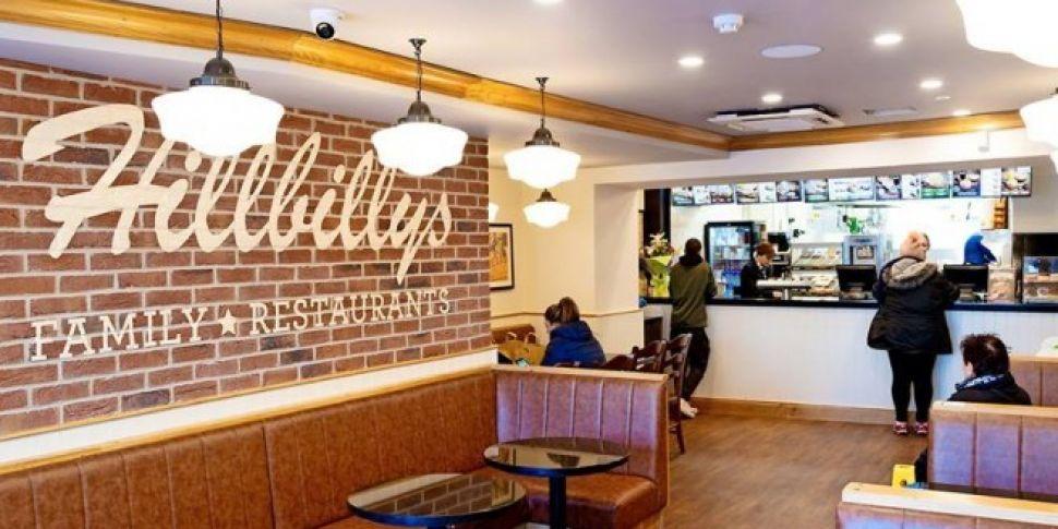 Hillbilly's Restaurant To Open In Rathmines