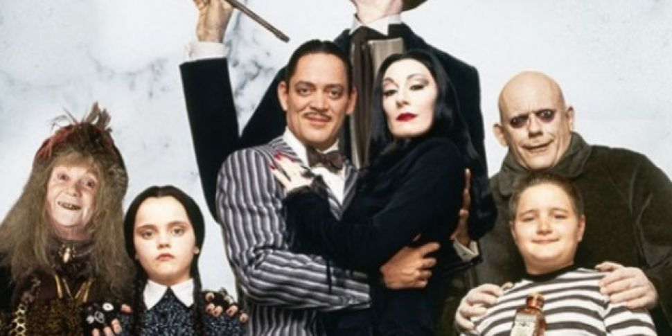 Cast For 'The Addams Famil...