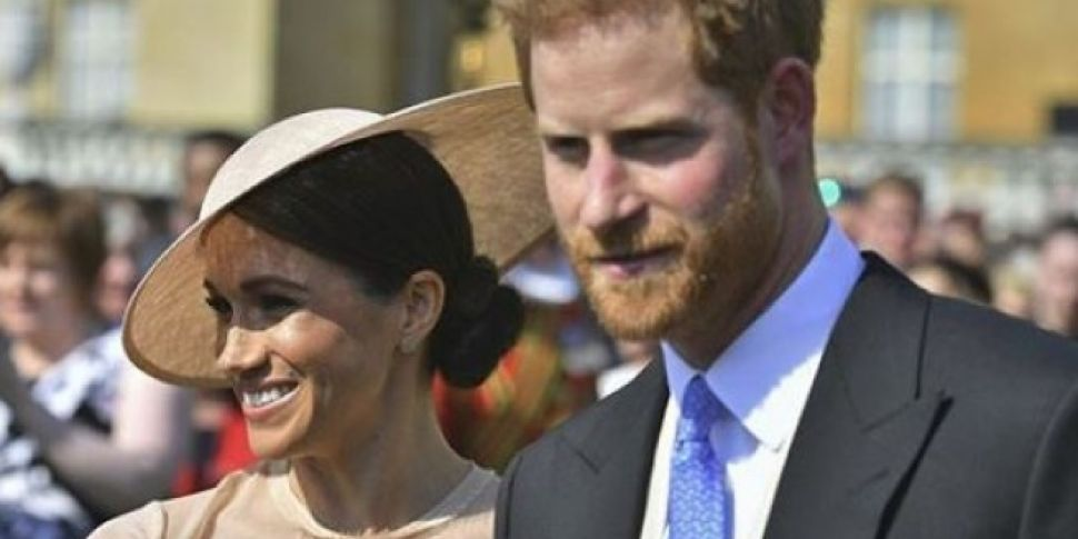 Prince Harry & Meghan Markle R...