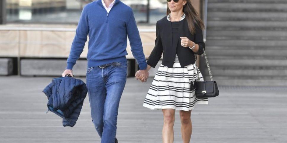Pippa Middleton Confirms She&#...