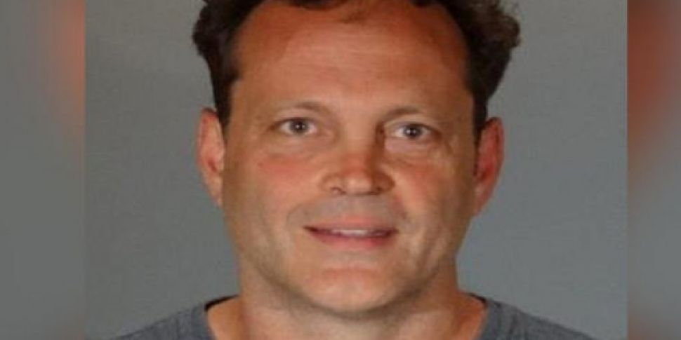 Vince Vaughan Arrested On Susp...