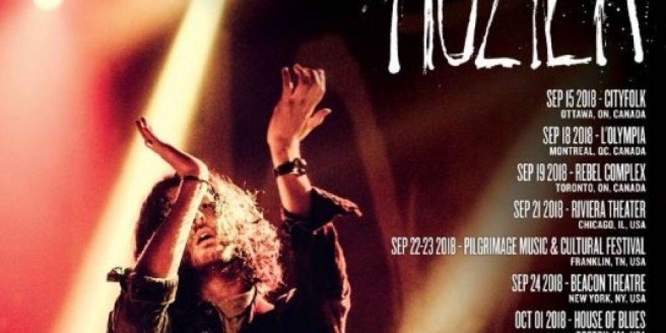 Hozier Announces New Music