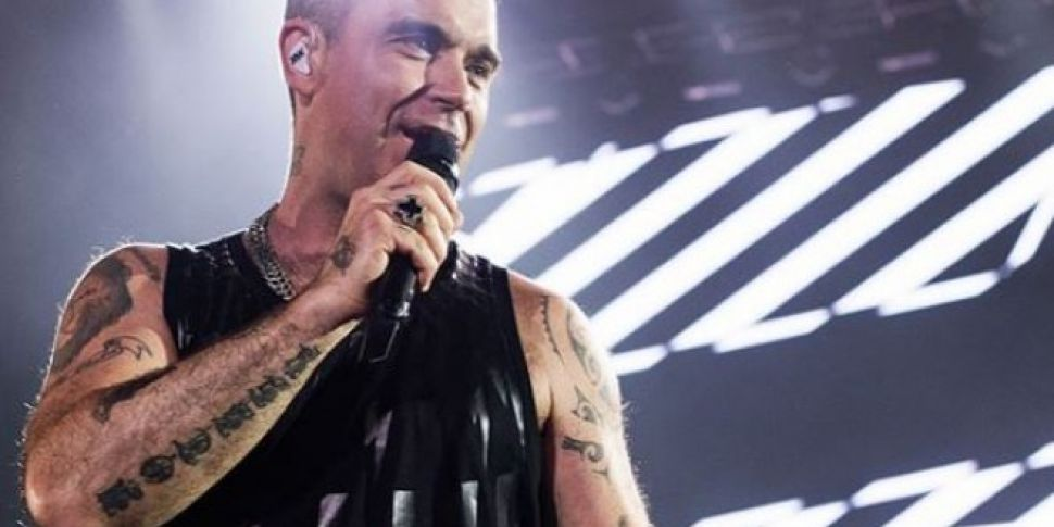 Robbie Williams To Perform At...