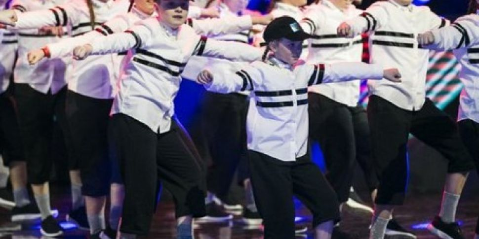 RDC Dance Crew Win Ireland&#39...