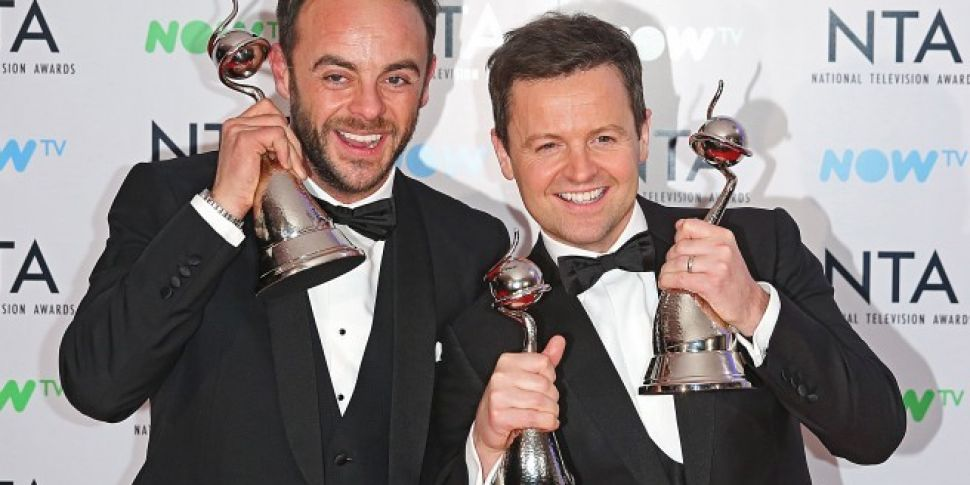 Ant & Dec Are Not Being Fired From I'm A Celeb