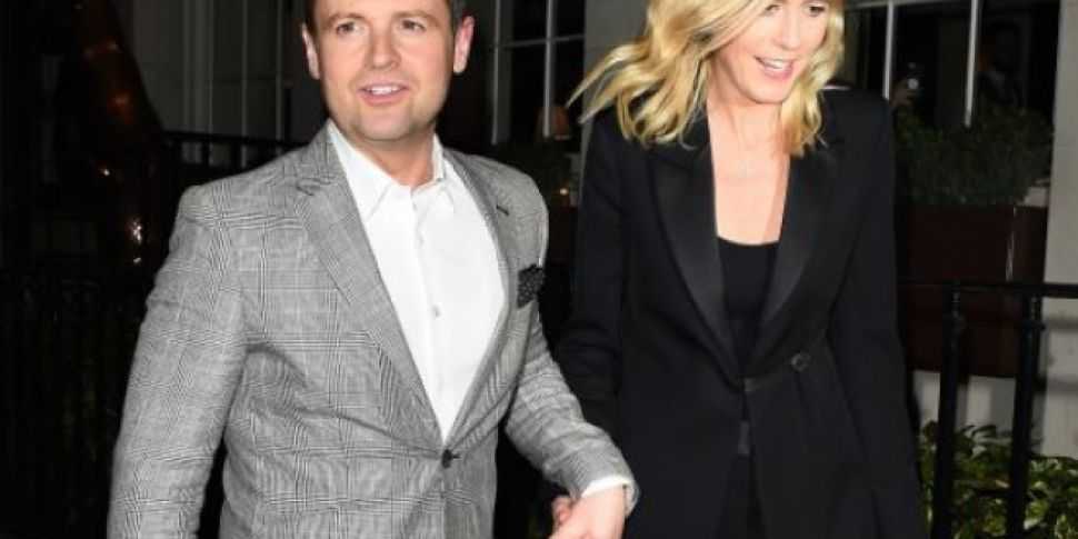 Declan Donnelly To Become First Time Dad
