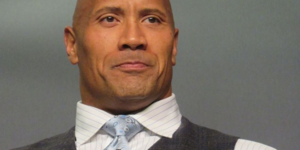 The Rock Opens Up About His Depression