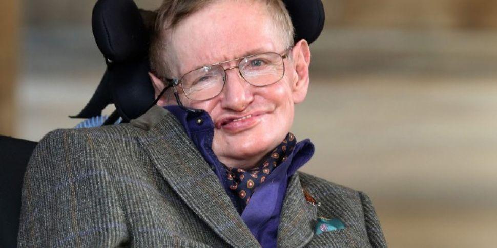 Stephen Hawking Leaves A Surpr...