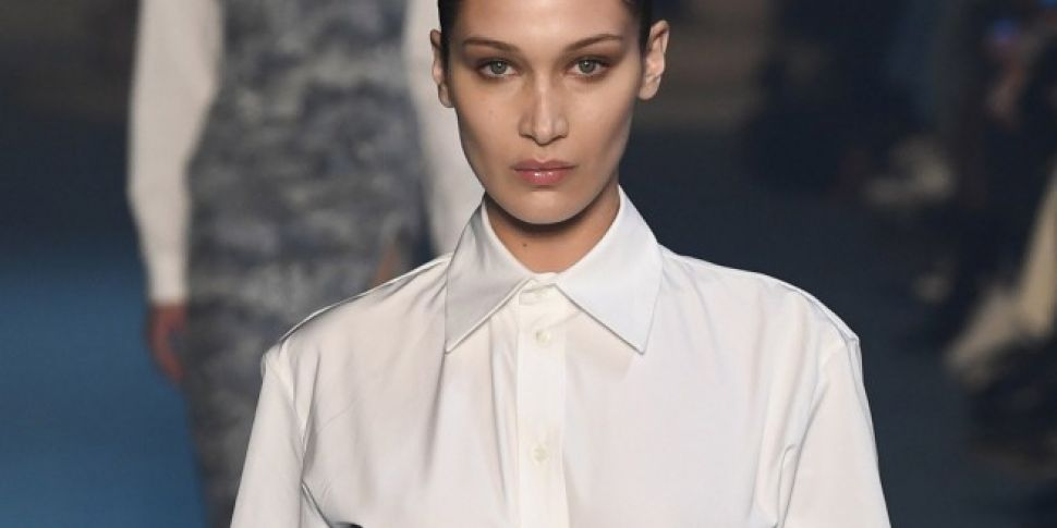 Bella Hadid Lashes Back At Plastic Surgery Claims From Online Troll
