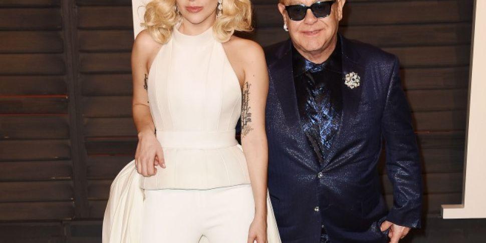 Elton John Praises Lady Gaga's 'Absolutely Incredible' Cover