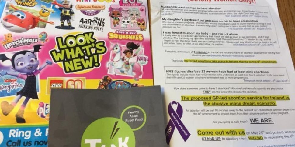 Dublin Toy Shop Upset Its Catalogues Included Pro-Life Leaflets