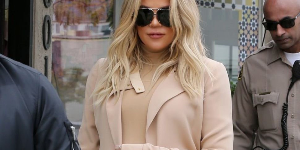 Khloe Kardashian Gives Birth To A Baby Girl