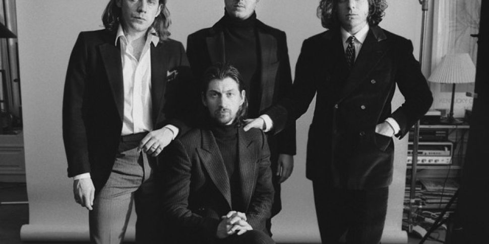 Arctic Monkeys Announce 3Arena Gig