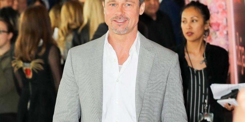 Brad Pitt Reportedly Has A New...