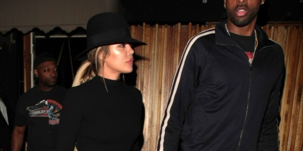 Tristan Thompson Reportedly Filmed Cheating On Khloe Kardashian