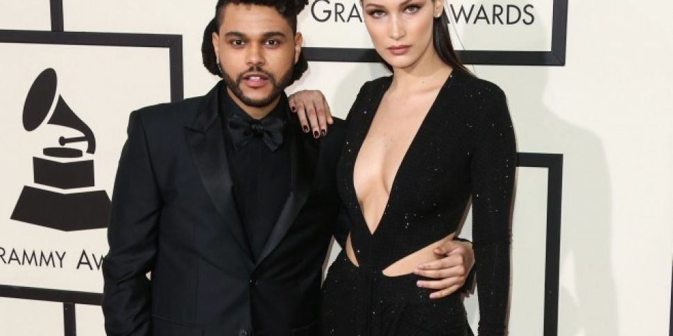The Weeknd & Bella Hadid Spotted Kissing At Coachella After-Party