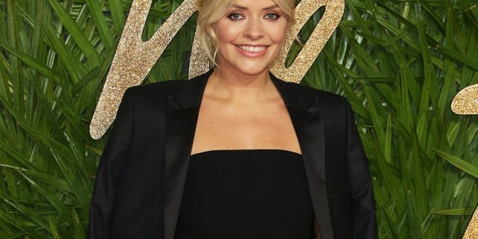 Holly Willoughby's Launchi...