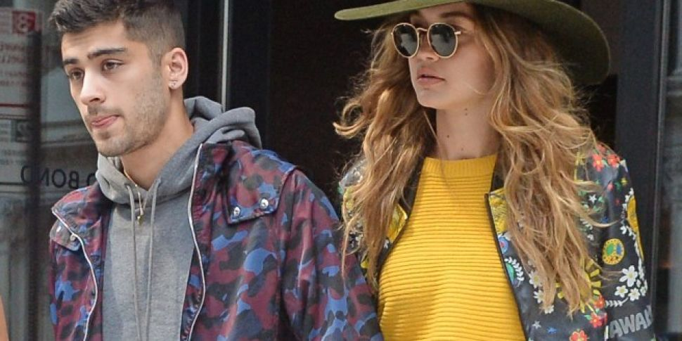 Zayn & Gigi Spark Rumours That...