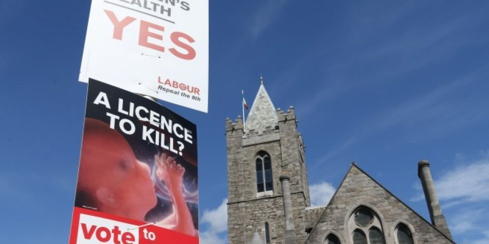 Exit Poll Suggests 'Landslide' Repeal Of Eighth Amendment