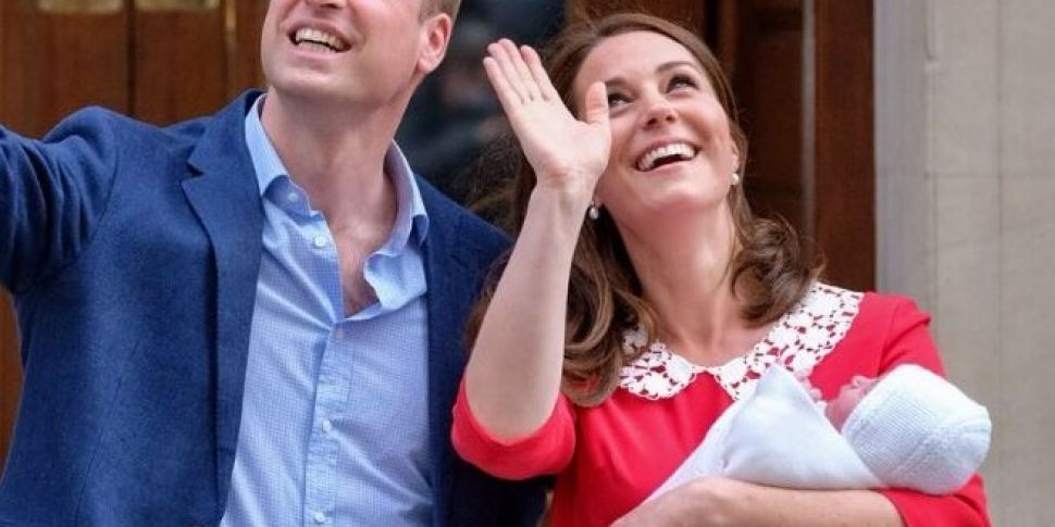 Prince William And Kate Name T...