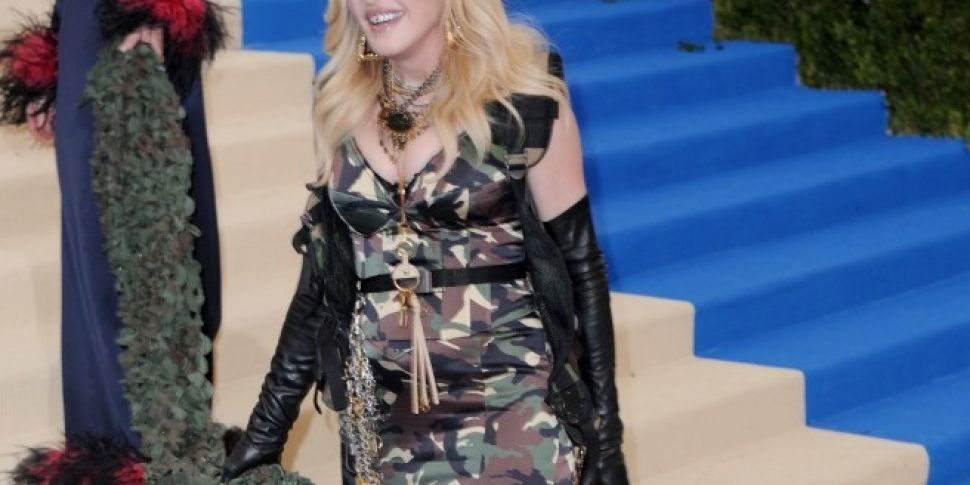 Madonna Visits Orphanage She Adopted Her Son From 12 Years Later