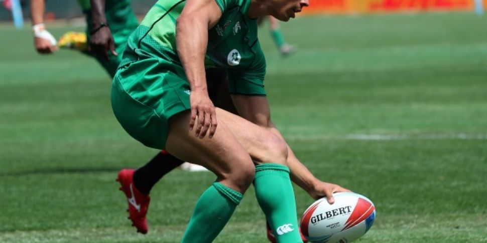 Ireland's Jordan Conroy Is...