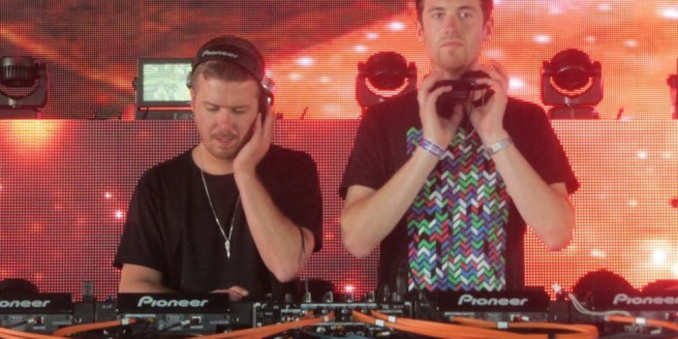 Gorgon City Are Coming To The Olympia