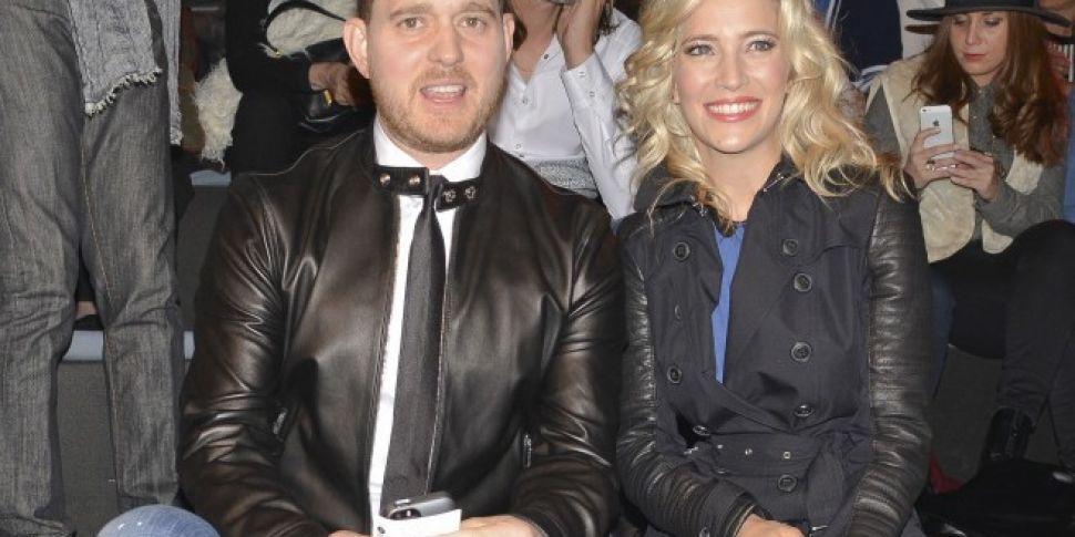 Michael Buble & Luisana Lopila...