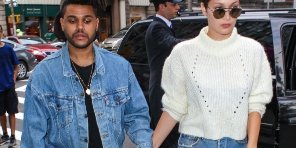 The Weeknd & Bella Hadid Are E...